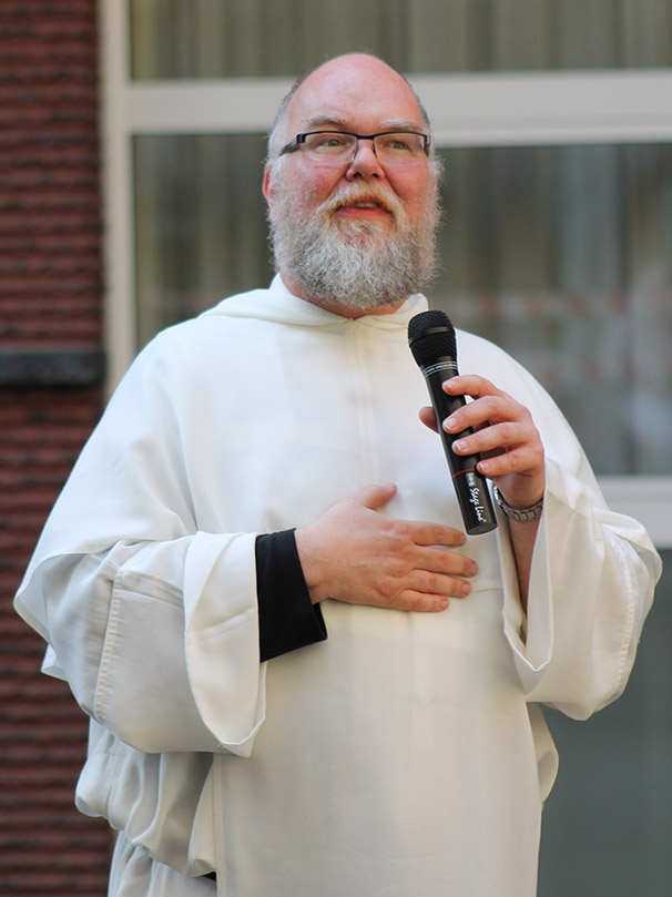 Pater Christoph Wekenborg OP