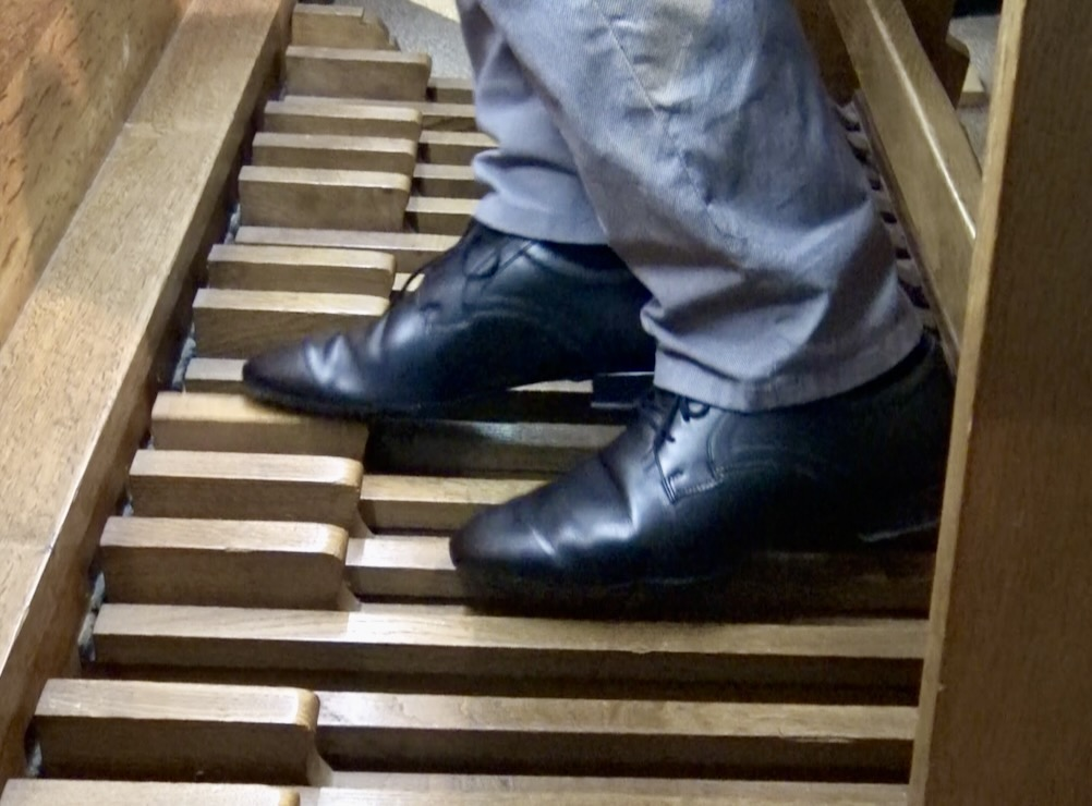Orgelfahrt des Kirchenmusik-Fördervereins an St. Andreas